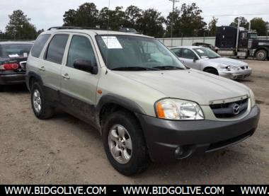 2004 mazda tribute lx wagon for sale. Black Bedroom Furniture Sets. Home Design Ideas
