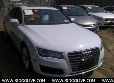 AUDI A For Auction At BidGolivecom BidGoLive Blog Used - Audi car auctions