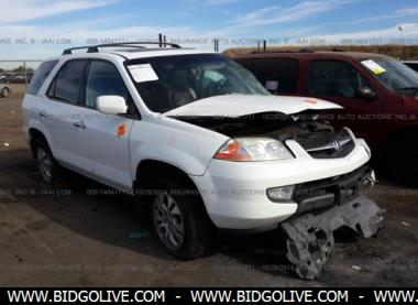 2003 acura mdx touring wagon for sale at bidgolive blog used car online auto. Black Bedroom Furniture Sets. Home Design Ideas