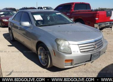 2004 cadillac cts for sale for auction at used iaa auto for sale bidgolive blog used car. Black Bedroom Furniture Sets. Home Design Ideas