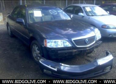 buying online used 2003 acura 3 5 rl sedan car for sale at. Black Bedroom Furniture Sets. Home Design Ideas