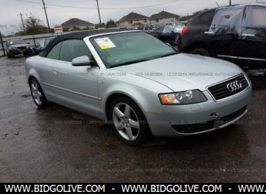 Nigeria Ghana Audi A Sedan Car Sale At IAA Auction IAA - Audi car auctions