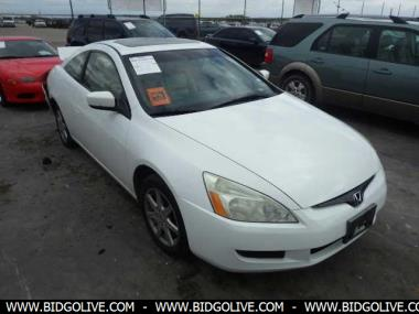 Online Used 2003 HONDA ACCORD EX Coupe For Sale At IAA