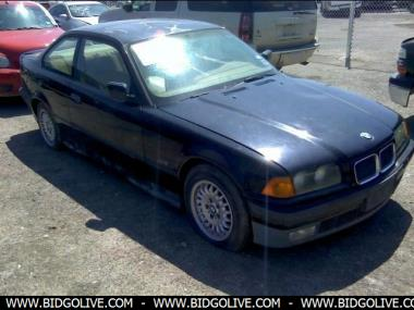 1995 Bmw 318is Car From Iaa Auto Auction Bidgolive Blog Used Car Online Auto Auction Nigeria Ghana