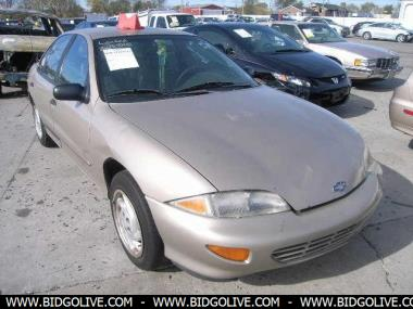 1999 chevrolet cavalier sedan 4 door car from iaa auto. Black Bedroom Furniture Sets. Home Design Ideas