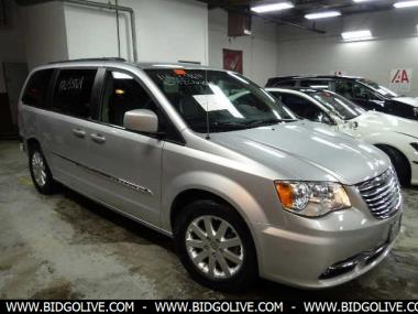 2012 Chrysler Town Country Touring Sports Van Car From Iaa Auto