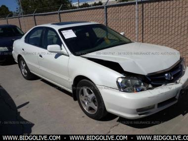 ACURA BidGoLive Blog Used Car Online Auto Auction Nigeria - 2003 acura tl transmission for sale