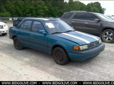 used 1993 mazda protege lx sedan 4 door car from iaa auto auction bidgolive blog used car online auto auction nigeria ghana bidgolive blog used car online auto auction nigeria ghana
