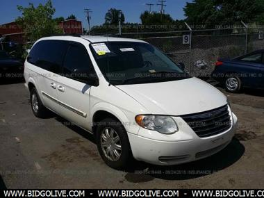 used 2005 chrysler town country touring ed sport van. Black Bedroom Furniture Sets. Home Design Ideas