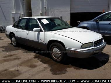 used 1996 buick regal gran sport sedan 4 door car from iaa auto auction bidgolive blog used. Black Bedroom Furniture Sets. Home Design Ideas