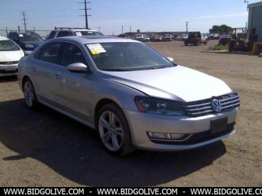 used 2012 volkswagen passat tdi se sedan 4 door car from iaa auto auction bidgolive blog. Black Bedroom Furniture Sets. Home Design Ideas