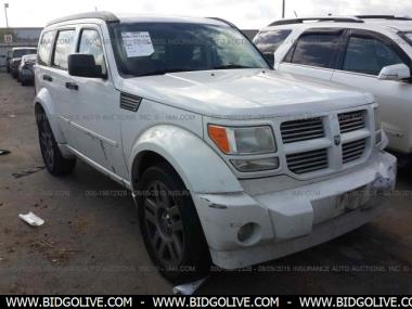 used 2007 dodge nitro slt rt wagon 4 door car from iaa auto auction bidgolive blog used car. Black Bedroom Furniture Sets. Home Design Ideas