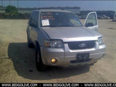 used 2005 ford escape limited wagon 4 door car from iaa. Black Bedroom Furniture Sets. Home Design Ideas