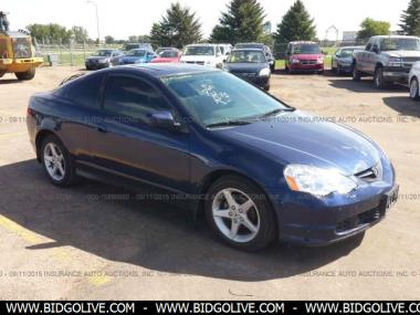 Used ACURA RSX Hatchback Door Car From IAA Auto Auction - Acura rsx used