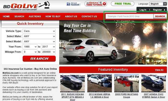Company Services Bidgolive Blog Used Car Online Auto Auction
