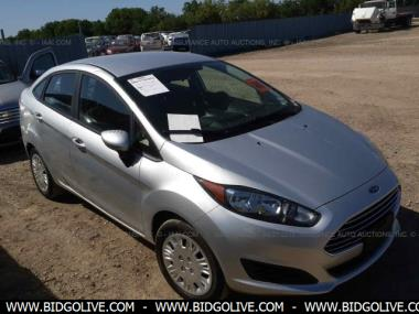 used 2016 ford fiesta d sedan 4 door car from iaa auto auction bidgolive blog used car. Black Bedroom Furniture Sets. Home Design Ideas