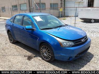 used 2010 ford focus ses sedan 4 door car from iaa auto auction bidgolive blog used car. Black Bedroom Furniture Sets. Home Design Ideas