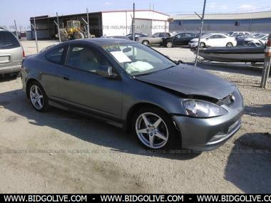 Used ACURA RSX TYPES Hatchback Door Car From IAA Auto - Used acura rsx type s