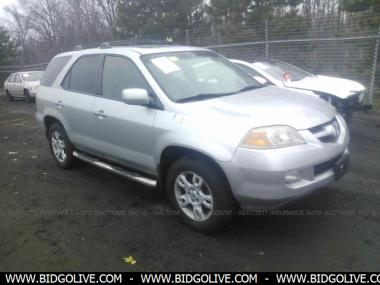 Used ACURA MDX TOURING WITH NAVIGATION SYSTEM AND REAR DVD SY - Acura mdx used 2006
