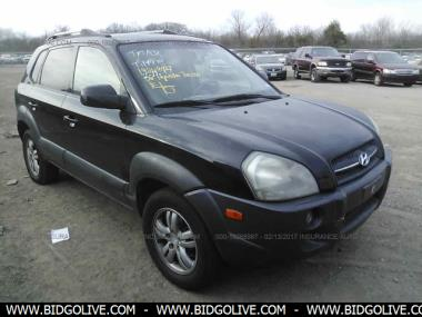Tucson Car Auction >> Used 2006 Hyundai Tucson Gls Lx Utility Car From Iaa Auto