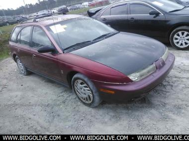 Used 1998 SATURN SW2 Station Wagon Car From IAA Auto ...