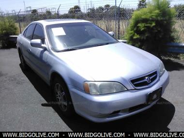 Used ACURA TL Sedan Door Car From IAA Auto Auction - 2000 acura tl transmission price