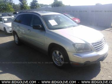 Used 2005 CHRYSLER PACIFICA TOURING Wagon 4 Door Car From IAA Auto Auction
