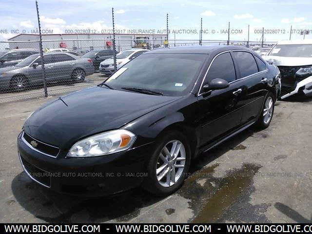 Used 2013 Chevrolet Impala Ltz Car From Iaa Auto Auction