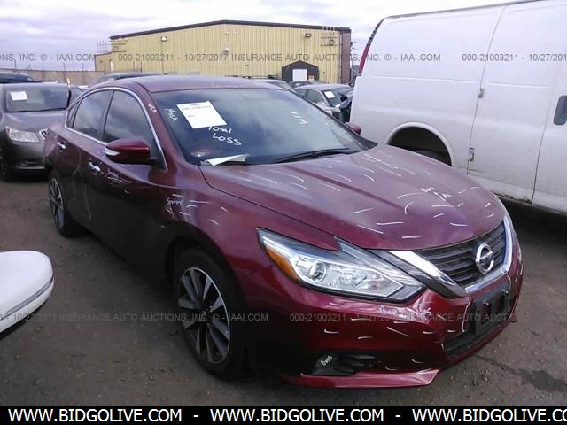 used 2016 nissan altima s sl sv sr car from iaa auto auction bidgolive blog used car online. Black Bedroom Furniture Sets. Home Design Ideas