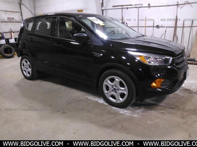 used 2017 ford escape s car from iaa auto auction bidgolive blog used car online auto. Black Bedroom Furniture Sets. Home Design Ideas