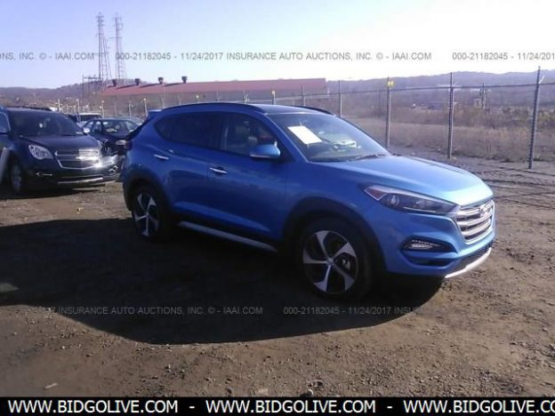 Tucson Car Auction >> Used 2017 Hyundai Tucson Limited Sport And Eco Se Car From